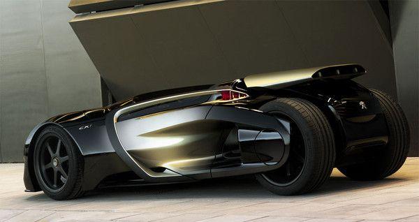 voiture du futur image